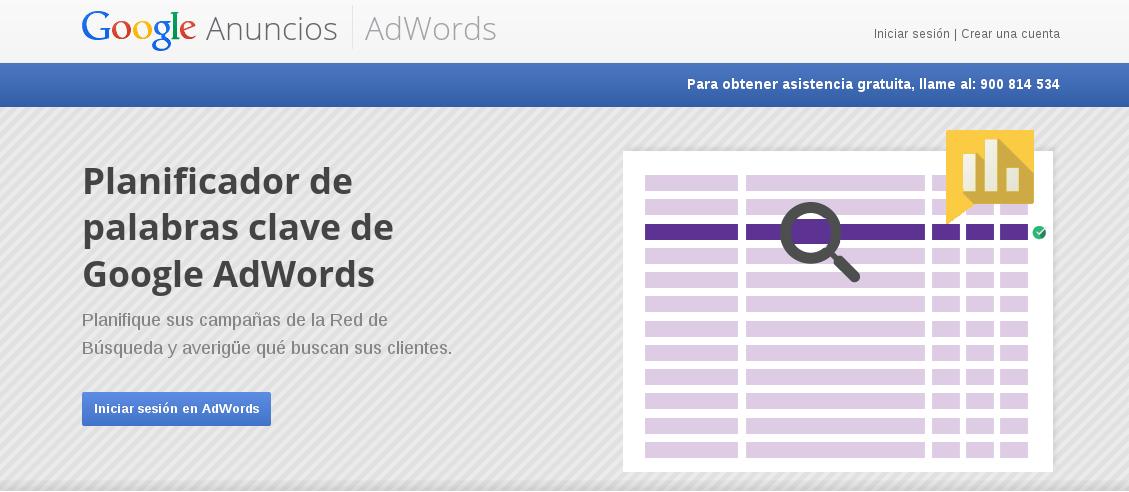 Imagen de Herramientas SEO gratis para optimización On-Page (Google AdWords Keyword Planner)