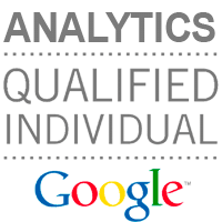 Google Analytics Qualified Individual Rene Rodriguez