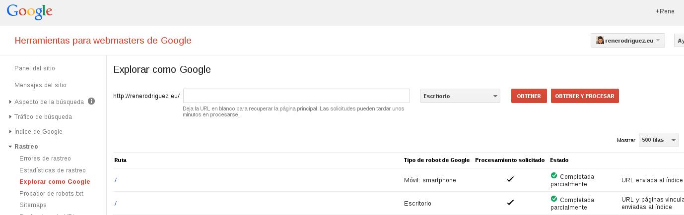 Imagen de Google no indexa mi sitio ¿Por qué? Webmasters Tools