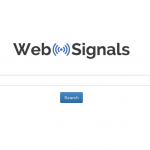 WebSignals, herramienta SEO gratis alternativa a SEMRush