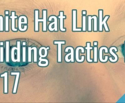 Tácticas de Link Building en 2017